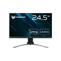 "Acer Predator XN253Q 24.5"" Full HD 144Hz 1ms Gaming Monitor"