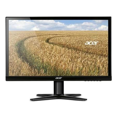 "Acer Wide ZeroFrame 6ms IPS LED DVI HDMI Displayport Silver 23.8"" Monitor"