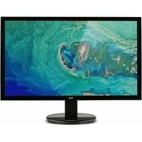 ACER 21.5'' Wide 5ms LED DVI w/HDCP Acer EcoDisplay Monitor - Black