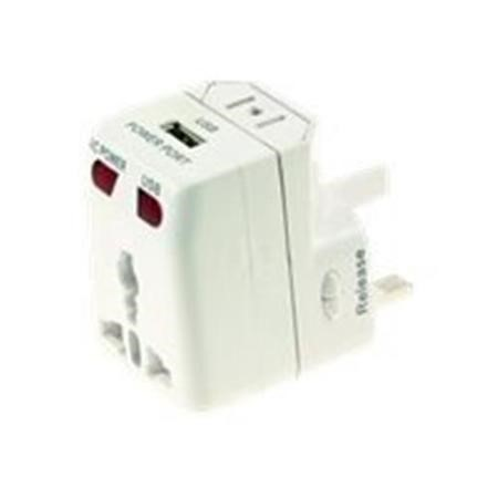 Plug adapter Power UNI0020A