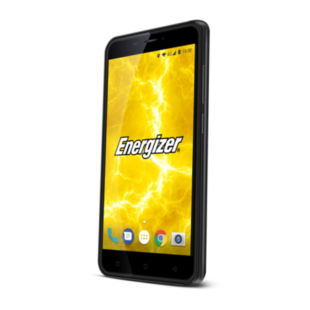 "UPENP550SBEU Energizer Power Max P550S Black 5.5"" 16GB 4G Unlocked & SIM Free"
