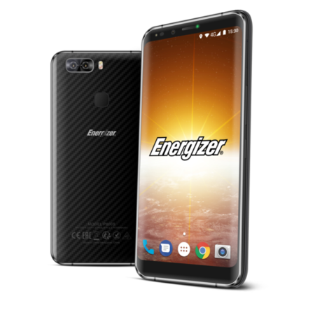 "Energizer Power Max P600S Black Carbon 5.99"" 32GB 4G Unlocked & SIM Free"