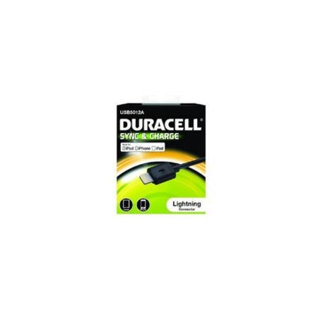 Duracell USB Cable Duracell Sync/Charging Cable