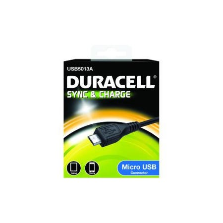 Duracell Micro USB Sync & Charge Cable