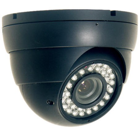Refurbished GRADE A2 - Light cosmetic damage - UTC 520TVL Dome Camera with 20m Night Vision