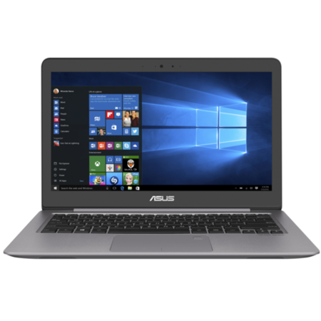 UX310UA-FC336R-OSS Asus Zenbook Core i5-7200U 8GB 256GB SSD 13.3 Inch Windows 10 Professional Laptop