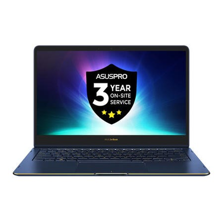 UX370UA-C4196R-OSS Asus ZenBook Flip S x360 UX370UA i5-8250U 8GB 256GB 13.3 Inch Windows 10 Pro Laptop