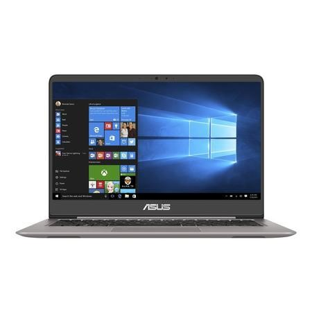 UX410UA-GV350T Asus ZenBook UX410UA Core i5-8250U 8GB 256GB SSD 14 Inch Windows 10 Laptop