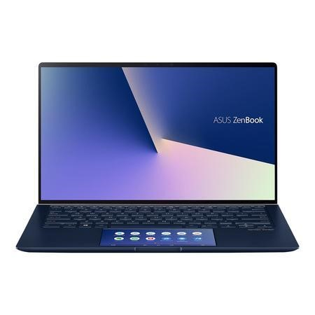 Asus ZenBook Core i7-8565U 16GB 512GB SSD 14 Inch GeForce MX250 2GB Windows 10 Laptop - Royal Blue