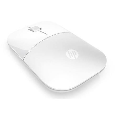 HP Z3700 Wireless Optical Mouse in Blizzard White