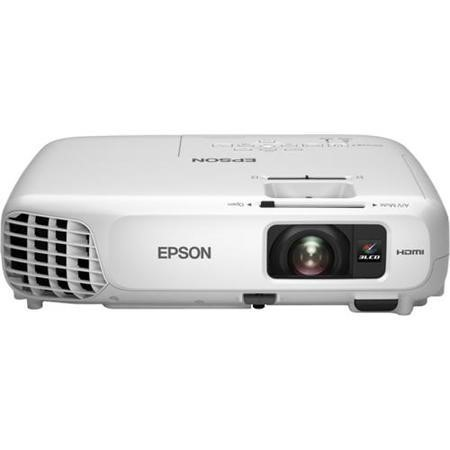 Epson EB-X24 XGA 3500 Lumens LCD Wireless Projector