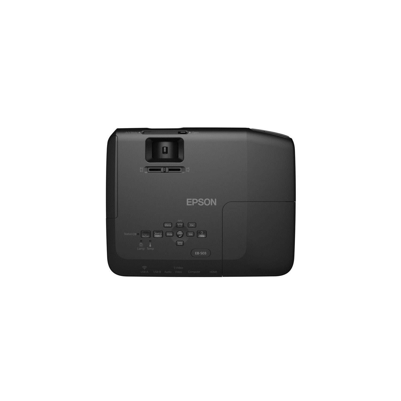 Epson EB-X03 XGA 2700 Lumens LCD Wireless Projector