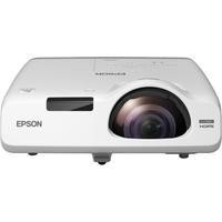 Epson EB-535W 3400 Lumens WXGA Resolution 3LCD Technology Meeting Room Projector 3.7 Kg