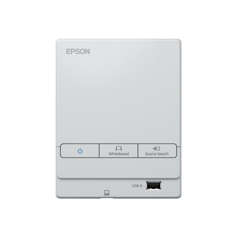 Epson EB-1460Ui 4400 ANSI Lumens WUXGA 3LCD Technology Ultra Short Throw  Installation 8 5Kg - Pen & Touch Interactive