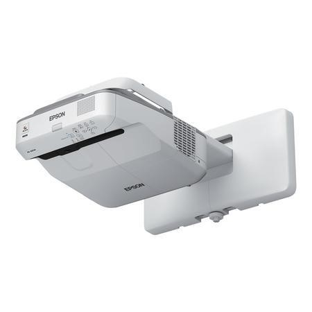 "Epson EB-685W 3500 lumens WXGA UST Ultra Short Throw Projector Display size up to 100"" 14000_1"