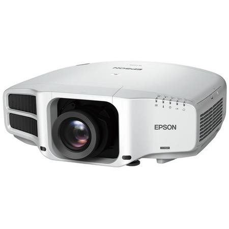 Epson EB-G7200W 7500 ANSI Lumens WXGA 3LCD Technology Installation 12.7Kg - Standard Lens included