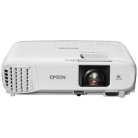 EPSON EB-W39 Projector 3500 ANSI Lumens WXGA 3LCD Technology Meeting Room Projector 2.7Kg