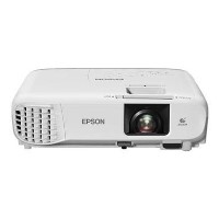 Epson EB-108 3700 ANSI Lumens XGA 3LCD Technology Meeting Room Projector 2.8Kg