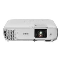 3300 ANSI Lumens Full HD 3LCD Technology Projector 2.8Kg White