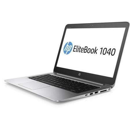 V1A73EA HP EliteBook 1040 G3 Core i7-6500U 8GB 512GB SSD 14 Inch Windows 10 Professional Touchscreen Laptop
