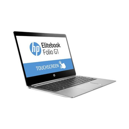 HP EliteBook Folio G1 Core M5-6Y54 8GB 256GB SSD 12.5 Inch Windows 10 Professional Laptop