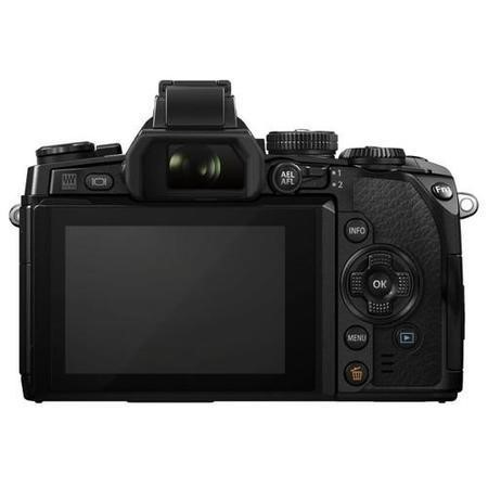 Olympus OM-D E-M1 Camera Black Body Only 16.3MP 3.0TouchLCD FHD