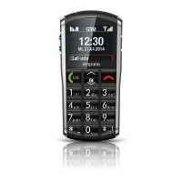 "Emporia Pure Black 2"" Easy To Use 2G Unlocked & SIM Free"