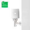 tado° Add-on Smart Radiator Thermostat Vertical Mounting Quattro Pack