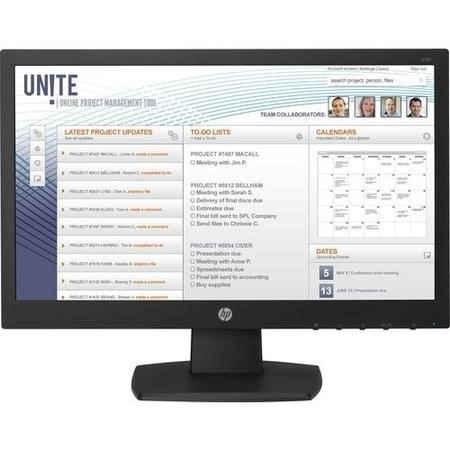 "HP v197 19"" HD Ready Monitor"