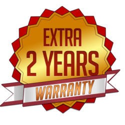 2 Year Warranty Extension for Products under the value GBP1000