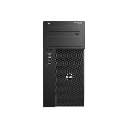 V88V2 Dell Precision T3620 Xeon E3-1245 16GB 256GB SSD DVD-RW Windows 7 Professional Desktop