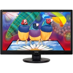 viewsonic VA2445M-LED 24  VGA DVI HD MM