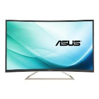 "Asus VA326N-W 32"" Full HD 144Hz Curved Gaming Monitor"