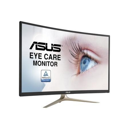 "Asus VA327H 31"" HDMI Full HD Curved Monitor"