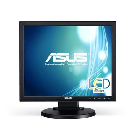 "Asus VB198TL 1280x1024 VGA DVI LED Height Adjust Speakers 19"" Monitor"