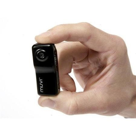 Veho Muvi Micro Digital Camcorder / Action cam for Action Sports & Surveillance In