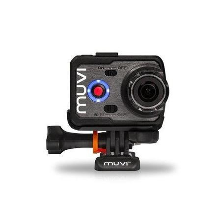 Veho VCC-006-K2NPNG Muvi K-Series K-2 NPNG 1080p Wi-Fi Handsfree Action Camera / Camcorder with 16MP