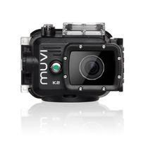 Veho VCC-A035-WPC Muvi K-Series Handsfree Camera Waterproof Case - 100m