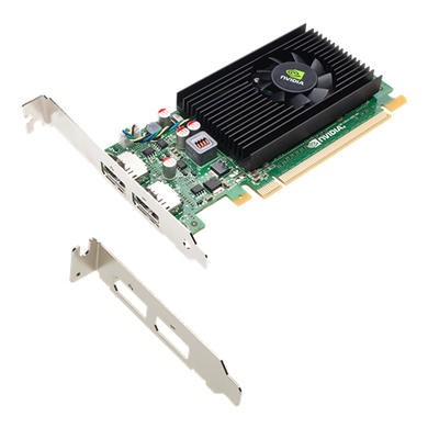 VCNVS310DP-1GB-PB PNY Quadro NVS 310 1GB DDR3 Professional Graphics Card