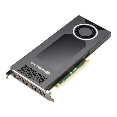 PNY Quadro NVS 810 4GB DDR3 Professional Graphics Card