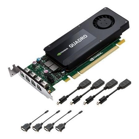 PNY Quadro K1200 4GB GDDR5 Pro Graphics Card