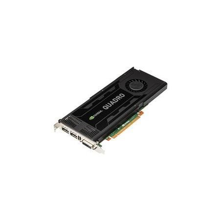 PNY NVidia Quadro K4000 3GB Graphics Card
