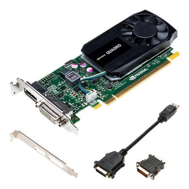 PNY Quadro K620 2GB DDR3 Graphics Card