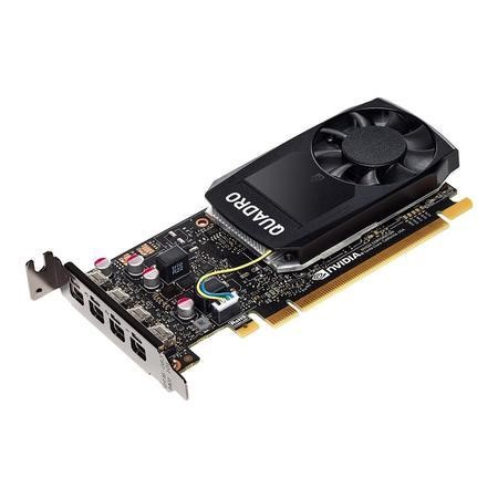 PNY Quadro P1000 4GB GDDR5 Professional Graphics Card