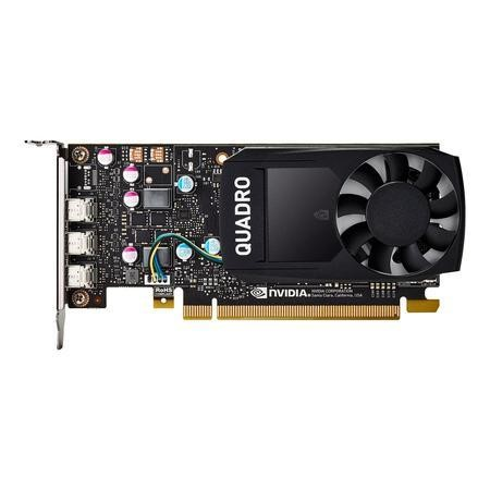 VCQP400DVI-PB Nvidia Quadro P400 2GB GDDR5 Workstation Graphics Card