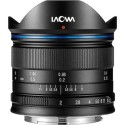 VE7520MFTSTBLK Laowa 7.5mm f/2 MFT Lens Black