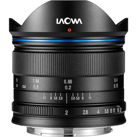 Laowa 7.5mm f/2 MFT Lens Black