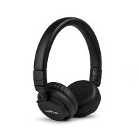 Veho Bluetooth Wireless Folding Headphones in Black