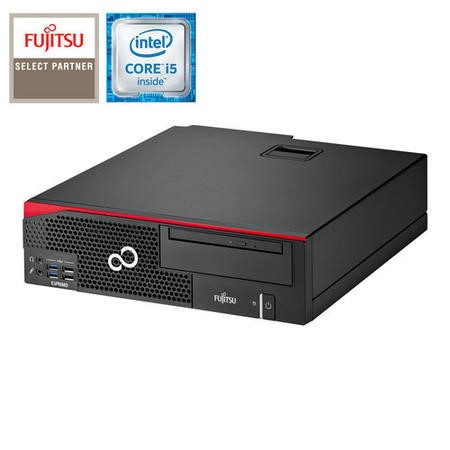 Fujitsu Esprimo D556/2 Core i5-6400 4GB 500GB DVD-RW Windows 10 Professional Desktop