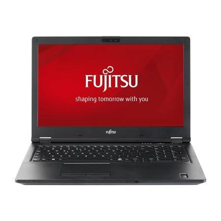 VFY:E4580M35HOGB Fujitsu Lifebook E458 Core i5-7200U 4GB 500GB 15.6 Inch Windows 10 Laptop
